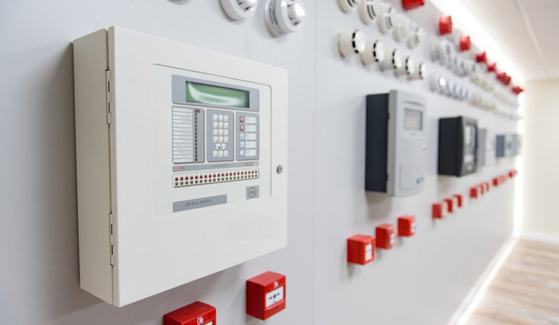 Fire Safety Alarm Systems