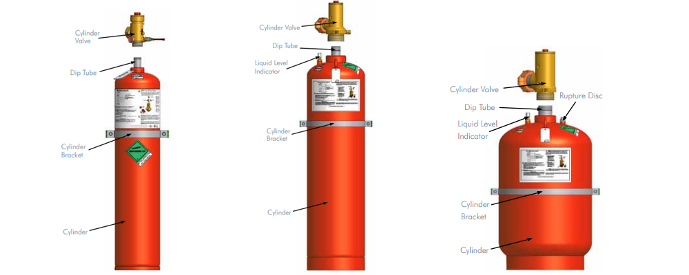 novec gas system -fire-suppression