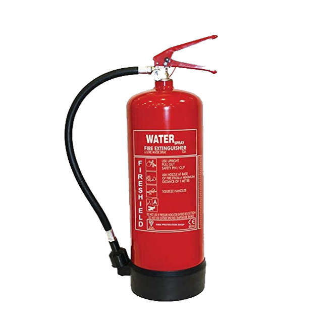 Water Hand Held Fire Extinguisher