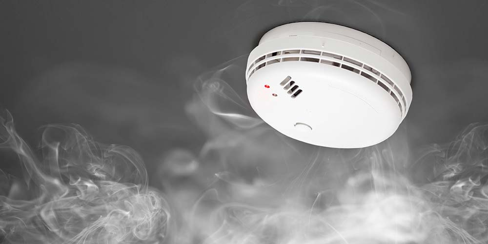 Difference between Heat and Smoke Detector alarm systems